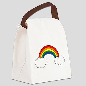 Rainbow-09-[Converted] Canvas Lunch Bag